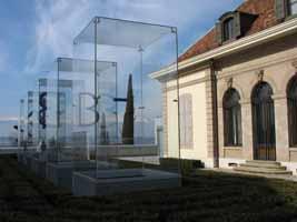 Le musée de la Fondation Bodmer, expositions temporaires et permanente