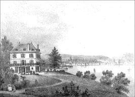 Ecrivains et musiciens de passage à Genève pendant la première moitié du XIXème siècle