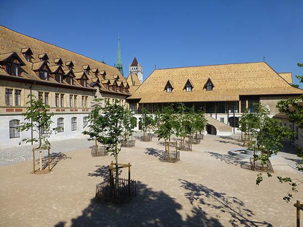 Von der Akademie Calvins zur Genfer Universität: ein Spaziergang zu den Genfer Universitätsgebäuden