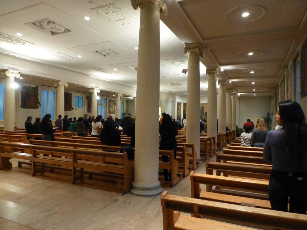 Die Kirche Sacré-Coeur, vom Freimaurertempel zum katholischen Gotteshaus
