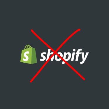 Shopify Sucks