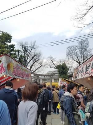 Fushimi Inari-taisha food