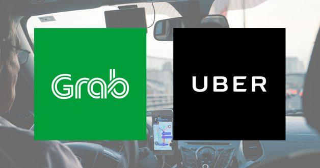 Grab versus Uber