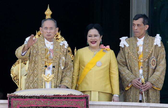 Royal Family Thai