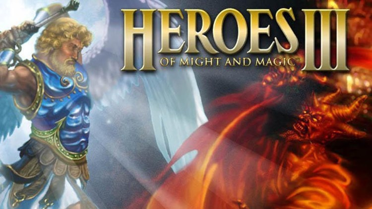Old Games Heroes of Might and Magic