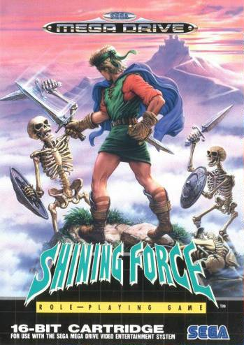Old Games Shining Force