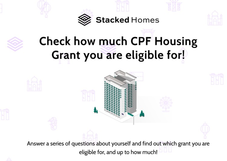 Stacked Homes CPF Housing Grant