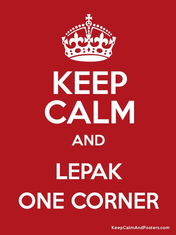 lepak-one-corner