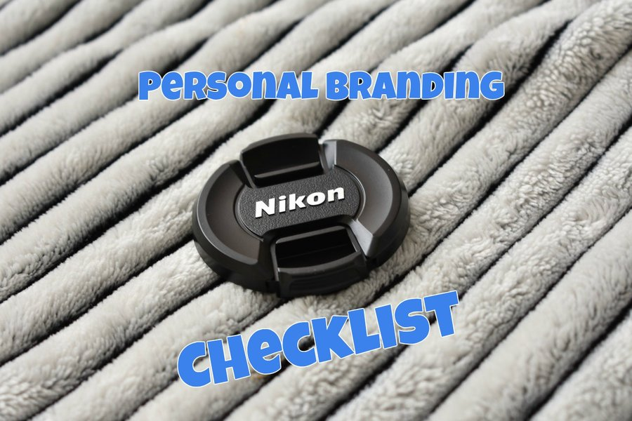 personal branding-checklist