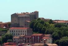 Il castello Baronale di Maenza