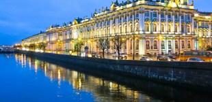 L'Hermitage di San Pietroburgo