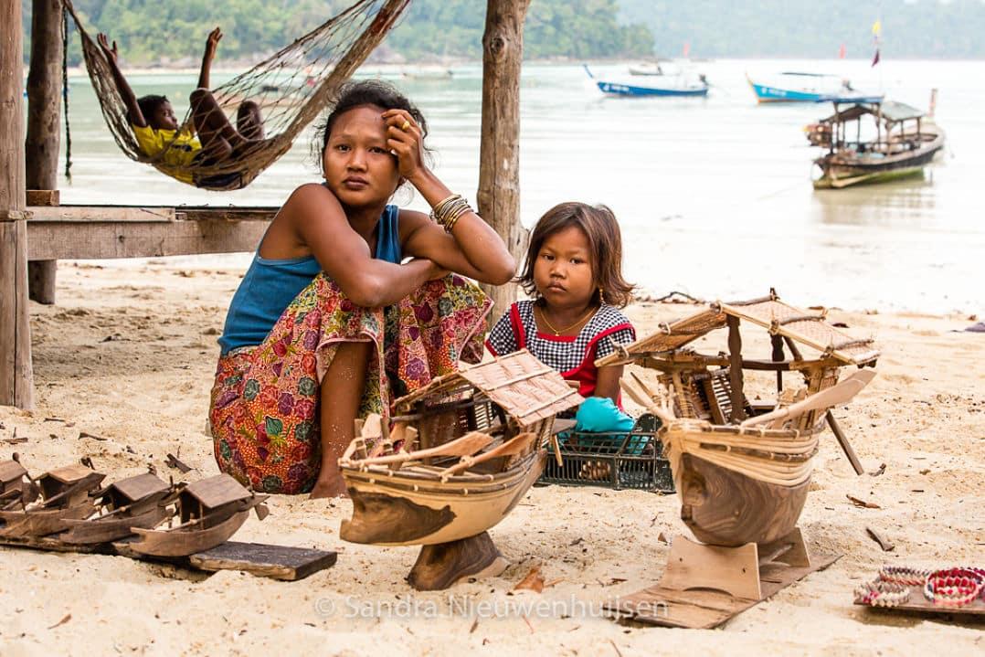 Moken Guide Thalande