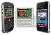 Mobile Casino, Poker & Sports Betting