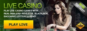 Gday Casino Live Dealers