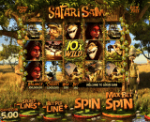 Safari Sam at Rembrandt Casino