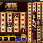 Spartacus Gladiator Of Rome Video Slot