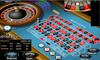 European Roulette from Bovada Casino