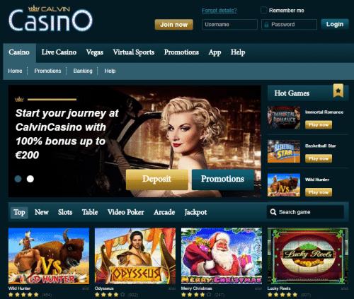 Calvin Casino Promotions No Deposit Bonus Codes Guide To Gambling