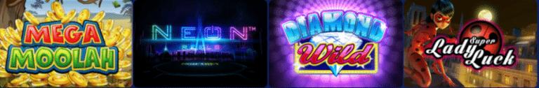 Night Rush Casino Popular Slots