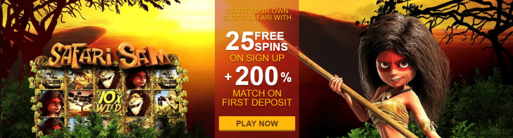 Get 25 Free Spins + a $5000 Welcome Bonus at Tangiers casino