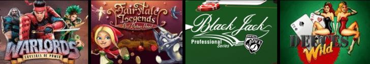 LibraBet Casino Games