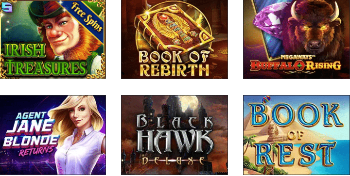 Popular Slots at Spicy Spins Casino
