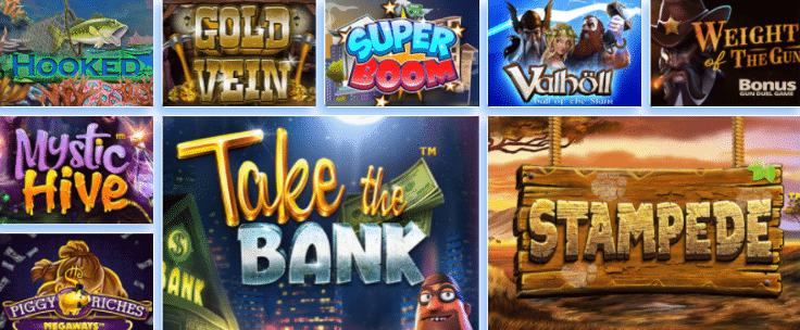 Popular Bet4joy Casino Slots