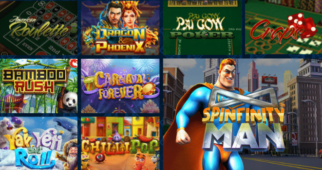 Popular WinOwn Casino Games