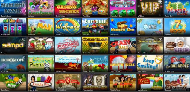 Popular Games at ApuestaMos Casino