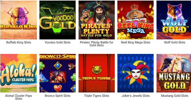 Popular Mayfair Casino Games