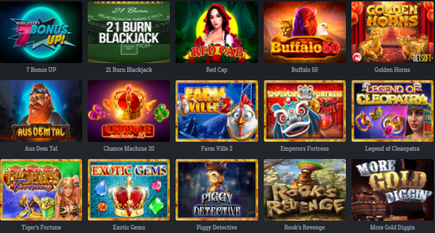 Popular Bspin Casino Games
