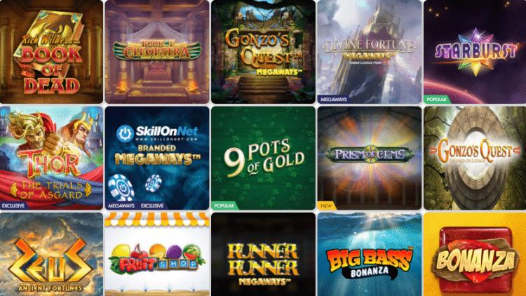 Popular Masked Singer Games Casino Games