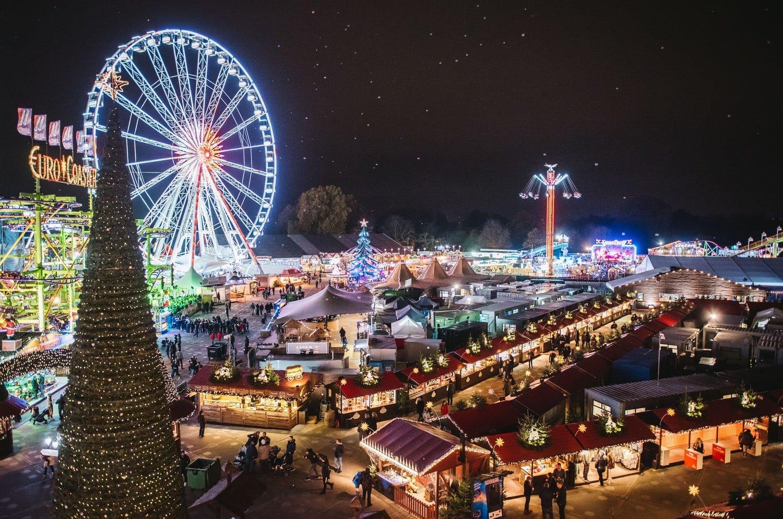 Hyde Park Winter Wonderland 2018