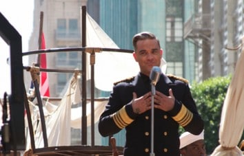 Robbie Williams London 2017