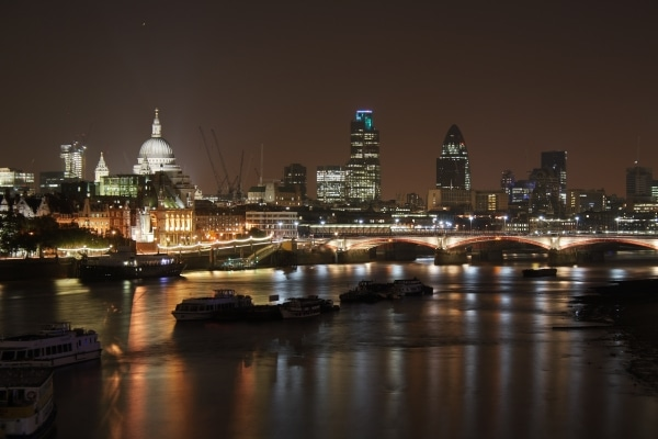 Thames Cruise London