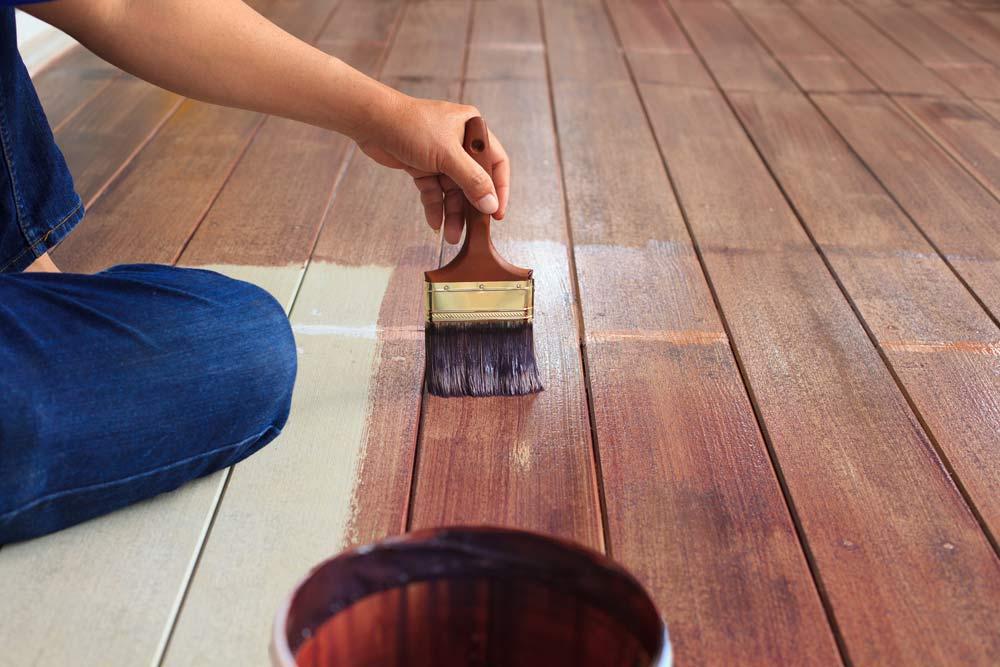 quelle peinture pour une maison en bois