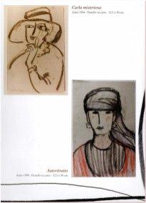 Carla e Autoritratto di Ada Negri