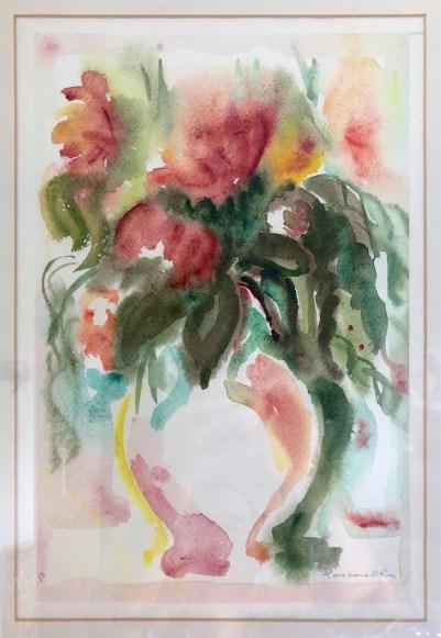 Vaso di fiori - Maria Teresa Pascarelli