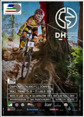 Downhill Prali 2013