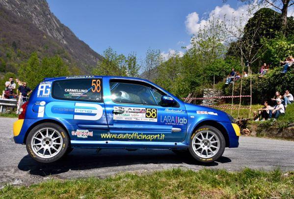 Rally 2 Laghi - Domodossola 2017 - 1