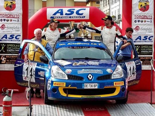 10° Rally Città di Varallo e Borgosesia - 2