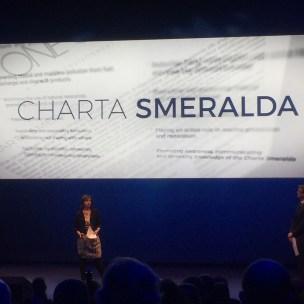 Charta Smeralda - One Ocean Forum