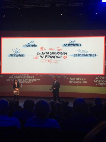 Charta Smeralda in practice - One Ocean Forum