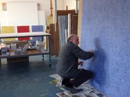 Barnils in Studio