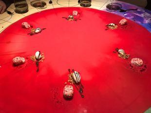La tavola del dolce