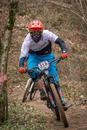 Matteo Fancello - Enduro dei Gufi 2018 – 4Enduro Series