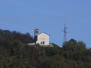 Chiesa di Sant'Agata (Frazione Ara)