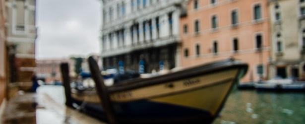 Venezia a base di alcool