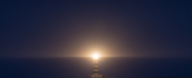 Faro dell'isla de l'Aire (Minorca)