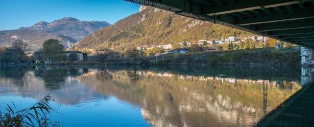 Panorama di Ravazzone dal ponte di Ravazzone [2015]